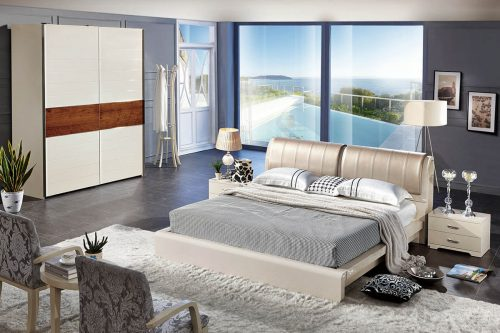 Bộ giường hiện đại P3308