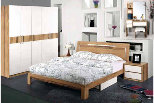 Bộ giường hiện đại XM9015