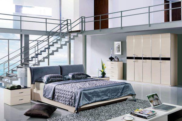 Bộ giường hiện đại