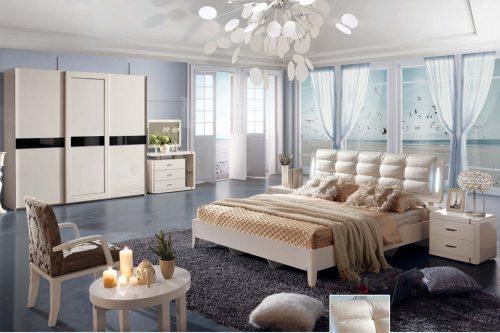Bộ giường hiện đại P3316