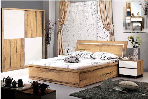 Bộ giường hiện đại XM9011