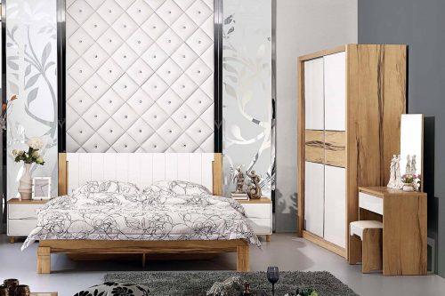 Bộ giường hiện đại XM9012